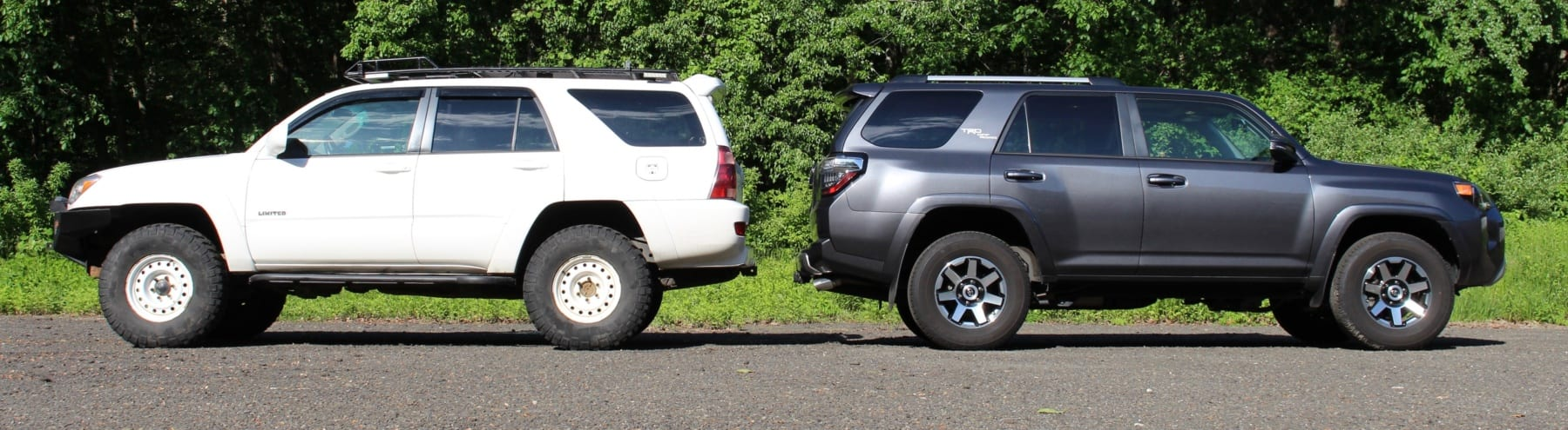 4th gen Toyota 4Runner vs 5th gen Toyota 4Runner