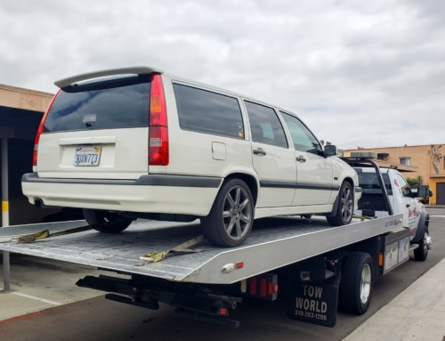 Volvo Update: preventative maintenance was completed, but then it broke