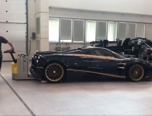 Last Call: Pick up a Pagani on your way home
