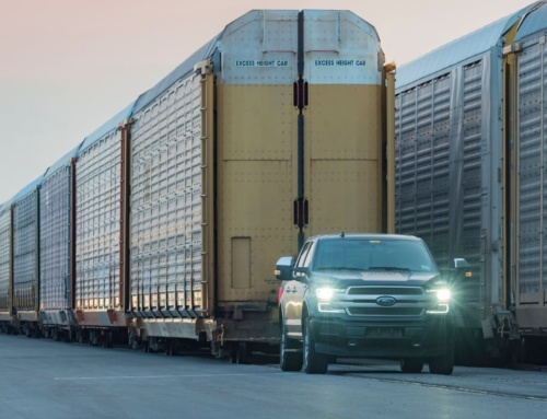 Electric Ford F-150 pulls a million pounds, laughs at Elon Musk