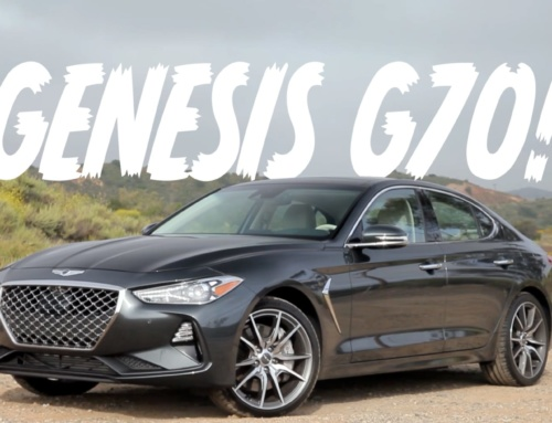 2019 Genesis G70 – This one is really good…