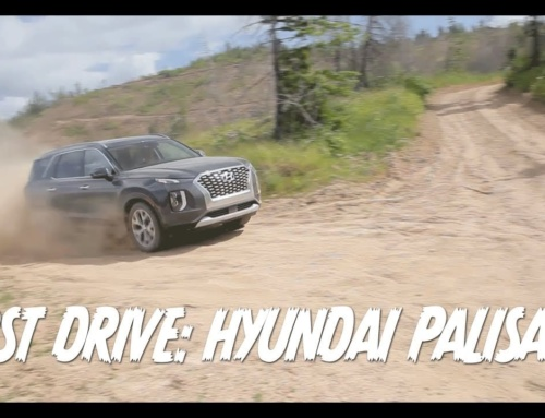 First Drive: The Hyundai Palisade