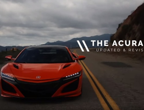2019 Acura NSX: Updated & revisited
