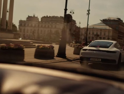 The new Porsche 911 commercial was made in… Warsaw, Poland