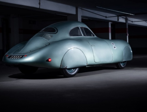 "1939 ""Porsche"" Type 64 fails to find buyer at auction"