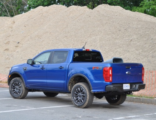 Review: 2019 Ford Ranger XLT SuperCrew 4×4