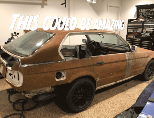 A descent into Bill Caswell madness: The BMW 750SWB project