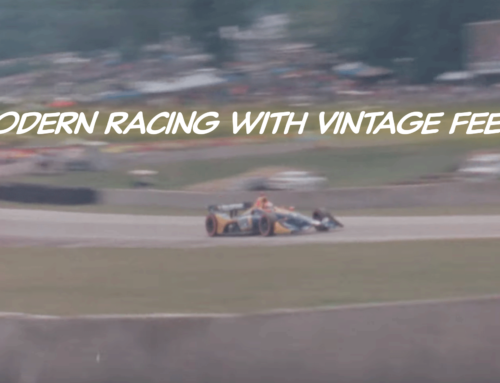 Road America and IndyCar filmed with a Super8 camera is wonderful