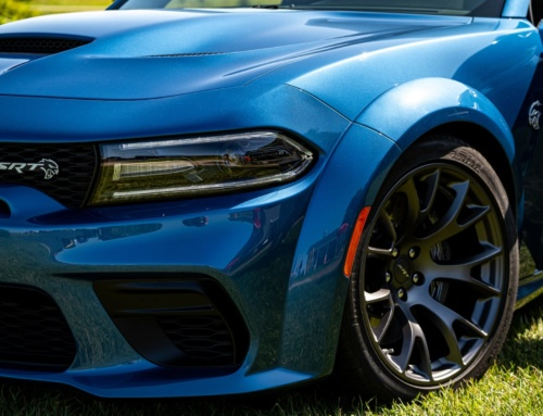 2020 Dodge Charger Hellcat Widebody Preview