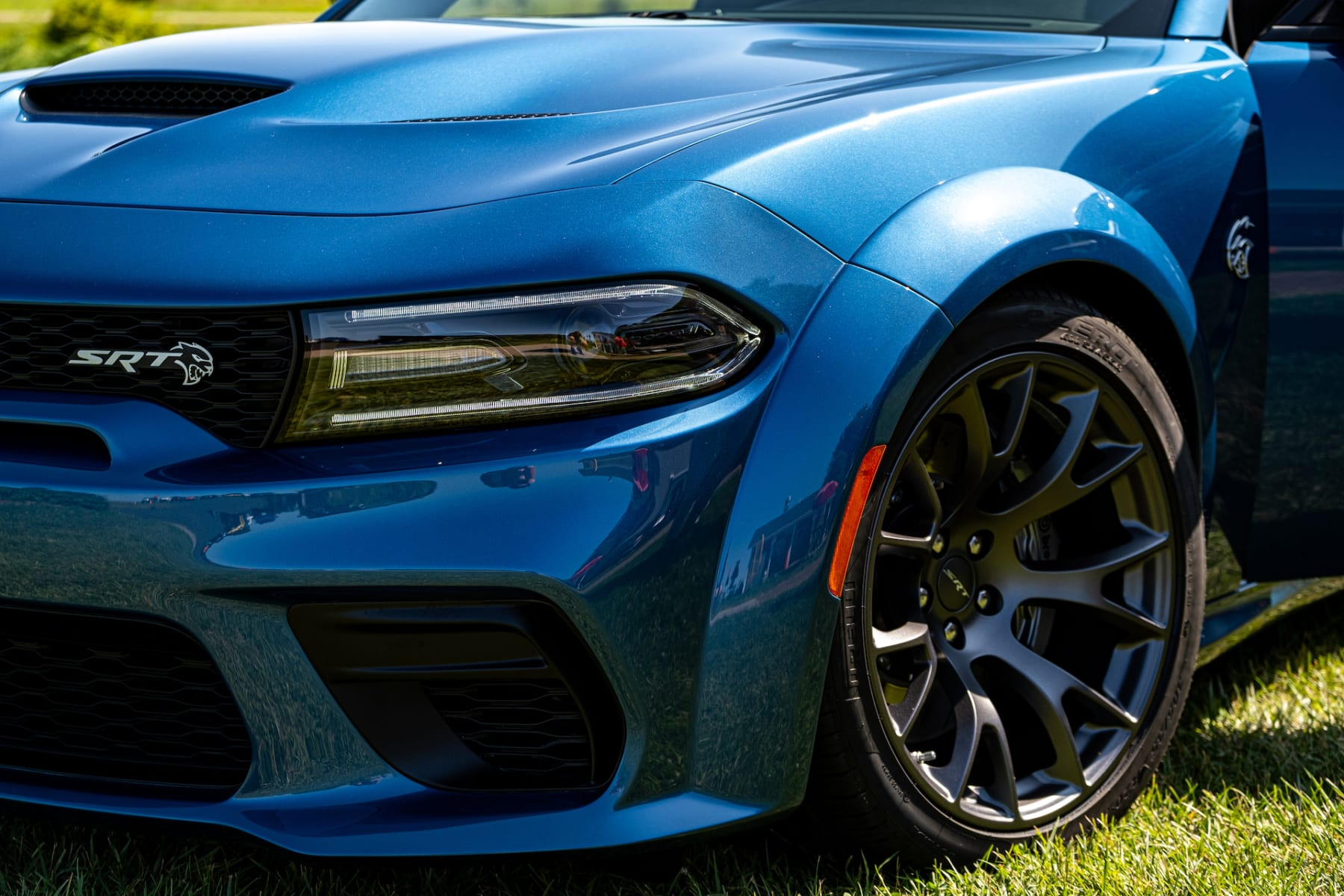 2020 Dodge Charger Hellcat Widebody Preview Hooniverse
