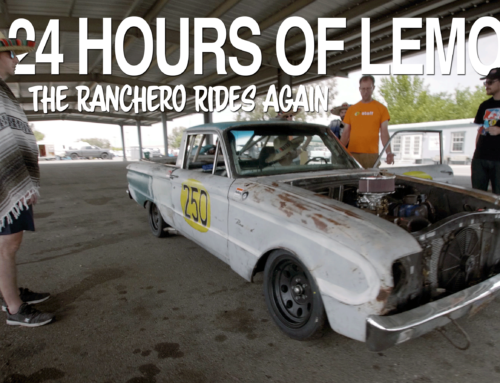 24 Hours of LeMons – Thunderhill: The Ranchero rides again