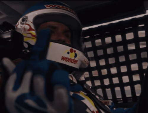 Are you ready for Ricky Bobby versus Ferrari?