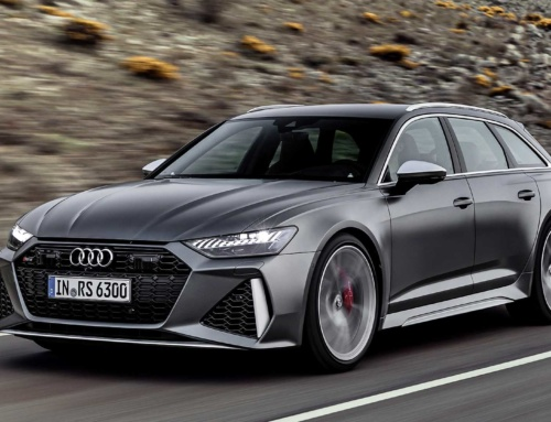 Counterpoint: The new Audi RS6 looks properly wicked