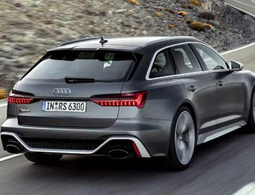 Wagon Wednesday: The new Audi RS6 Avant is here