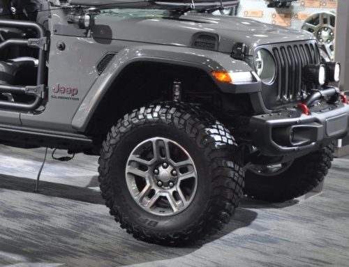 Quick Guide: Jeep Wrangler 35-inch A/T tires