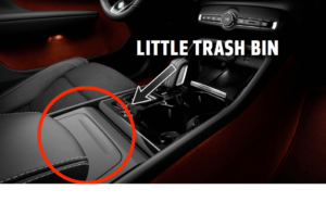 Hooniverse Asks: What is the best silly useful interior feature?