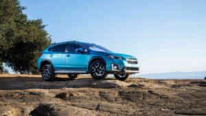 Subaru CorssTrek Hybrid
