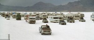 Hooniverse Asks: What vehicle would you use to storm Area 51?