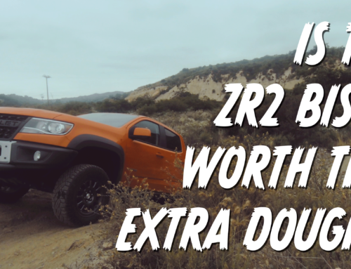 The Chevy Colorado ZR2 Bison: Worth the extra dough?