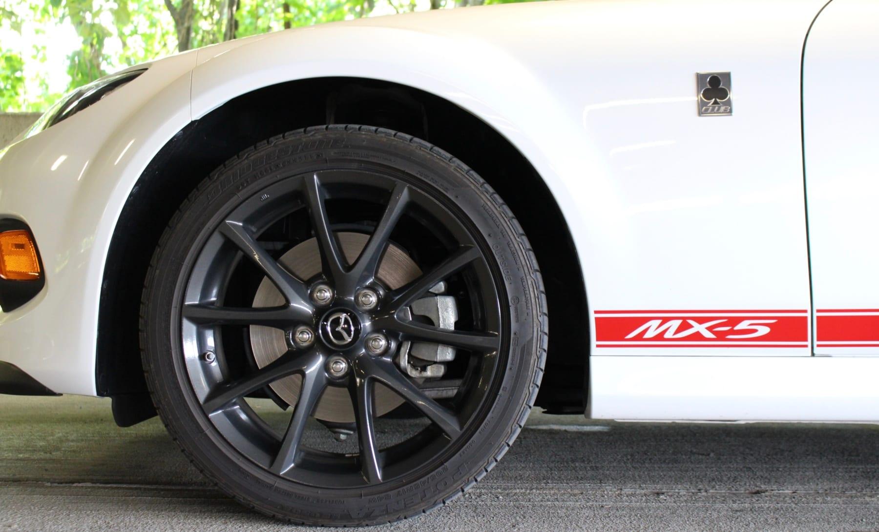 2013 Mazda Miata Club