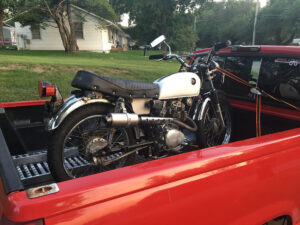 The Honda CL125S: Scope Creep, Irrationality, & The Economics of Project Vehicles