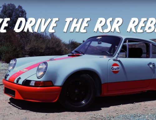 The RSR Rebel is a glorious ode to past Porsche glory…and it ain't cheap