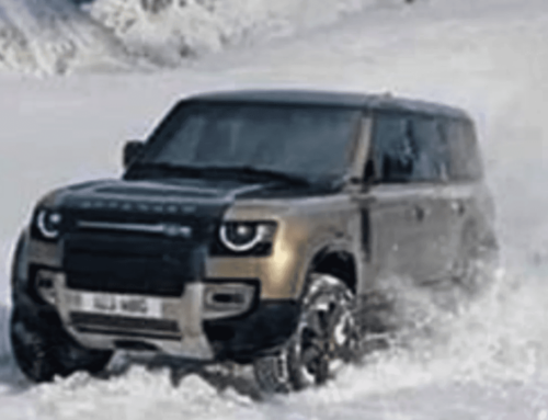 Last Call: Land Rover Defender drops a bit early