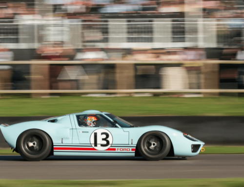 Check out Jalopnik's Goodwood Revival Gallery