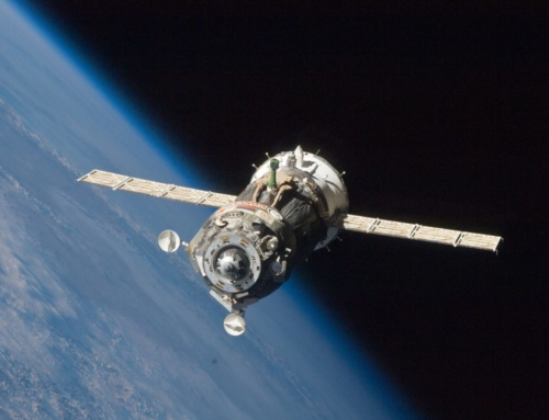 Hooniverse Asks: Which current production car/truck is most closely analogous to the Soyuz spacecraft?