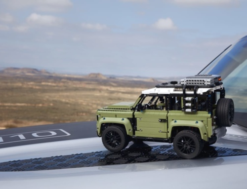 2020 LEGO Rover Defender is here and it's awesome