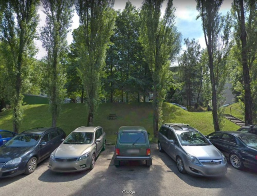 Hooniverse Asks: Do you see your car on Google Maps?