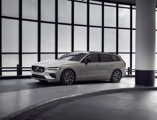 Wagon Wednesday: A reminder that a 415hp Volvo wagon exists