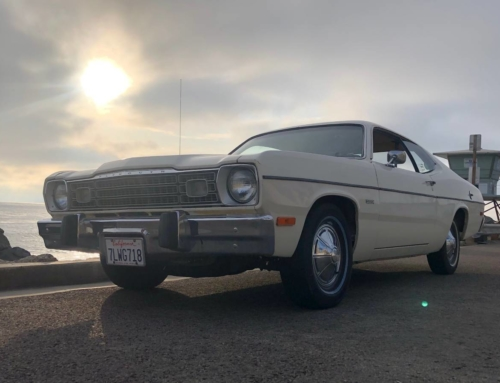 (Semi-)Fastback Friday: This 1973 Plymouth Duster is super clean