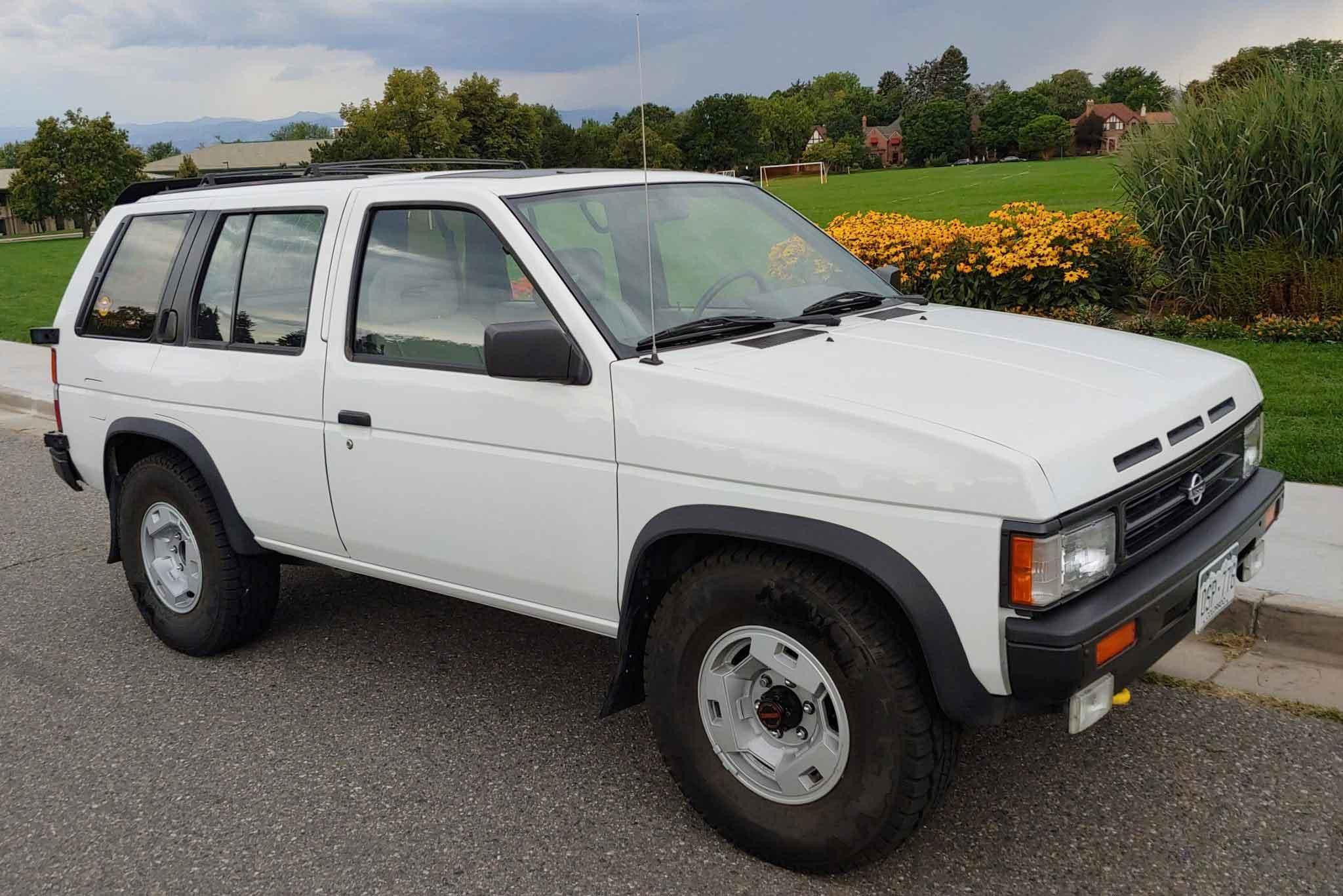 1991 Nissan Pathfinder