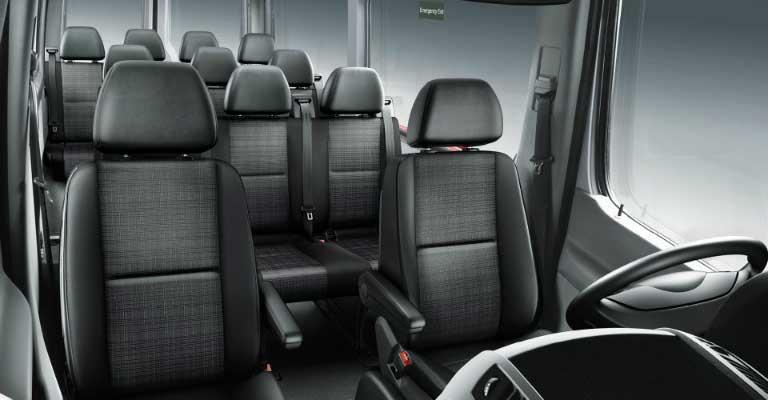 Sprinter Passenger 12-seat layout