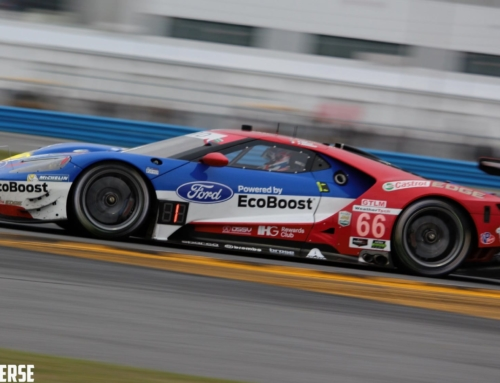 Ford's Factory GT Racing Program Has Been a Dream Come True