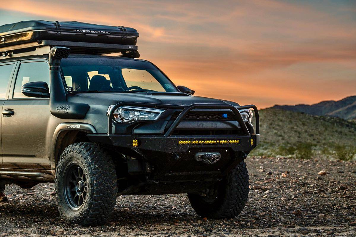 Do Modifications Increase The Value Of A Toyota 4runner Hooniverse