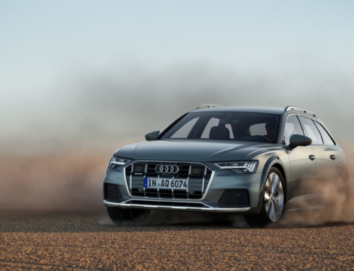 Can't afford an Audi RS6? Maybe you'd like the A6 Allroad instead!
