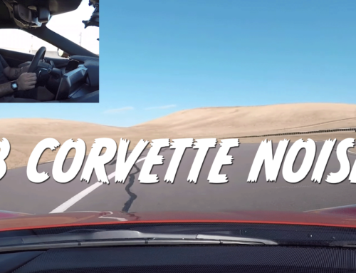 This is what the 2020 Chevrolet Corvette C8 sounds like
