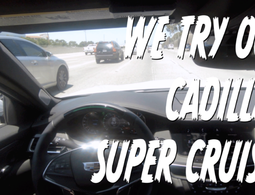 We try out Cadillac Super Cruise