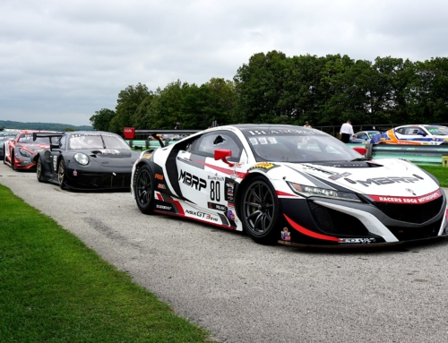 Trackside at Road America: World Challenge