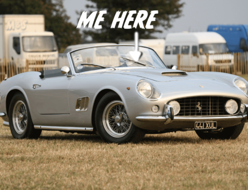 Hooniverse Asks: What's your absolute dream car to drive?