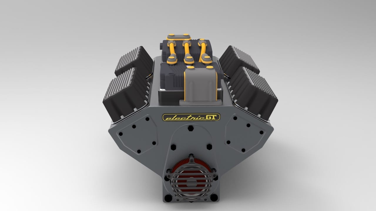 Electric GT - Electric Crate Motor