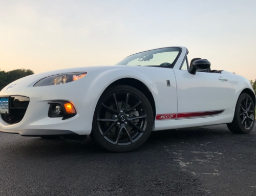 2013 Mazda Miata Club update: Daily driving a small, lightweight roadster