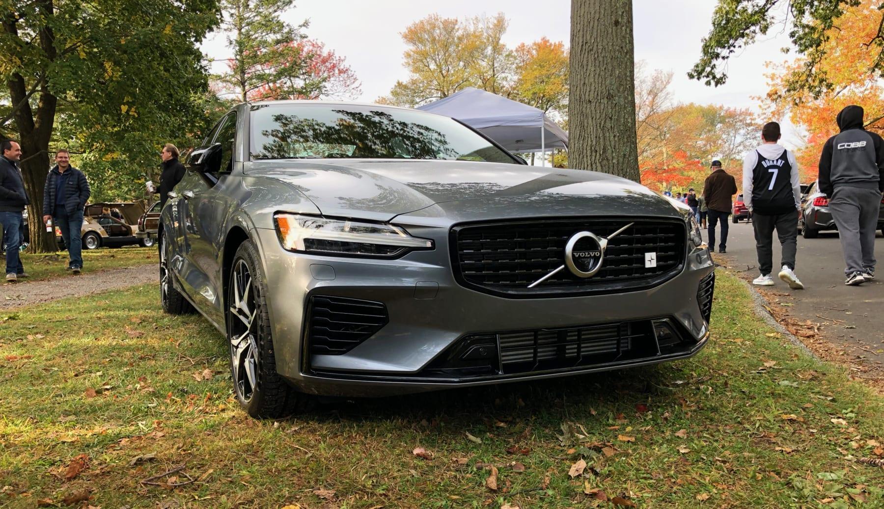 Volvo S60 Polestar >> Quick Spin 2020 Volvo S60 T8 Polestar Engineered Hooniverse