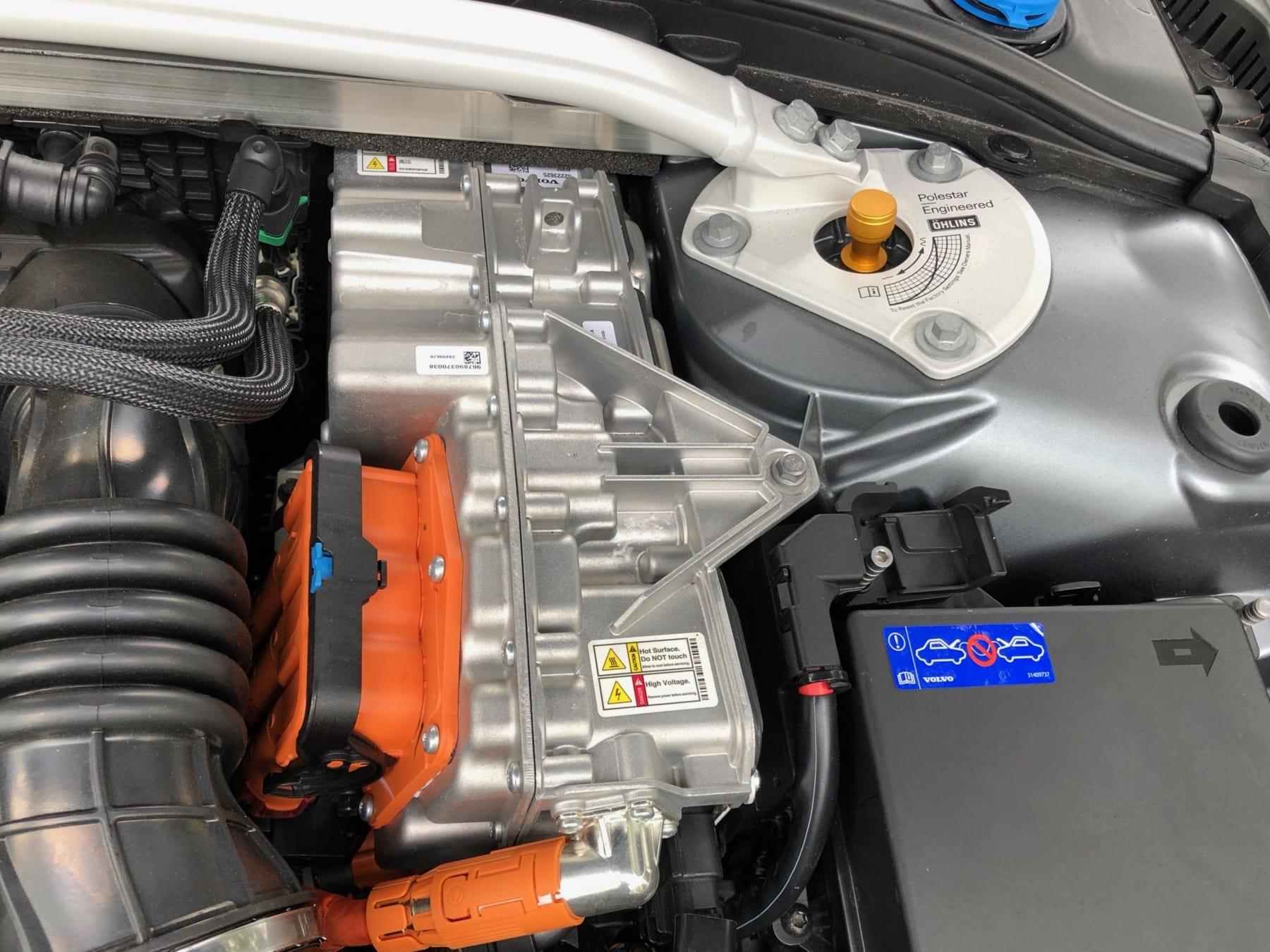 2020 Volvo S60 T8 Polestar Engineered