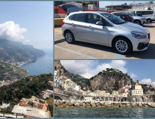 BMW 2 Series Active Tourer: The Amalfi Coast Honeymoon Review