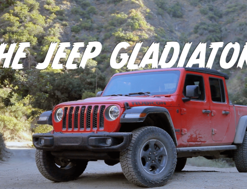 Jeep Gladiator Rubicon: Yes, you will be entertained…