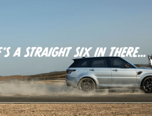 Hooniverse Asks: Do we still need inline six-cylinder engine options?