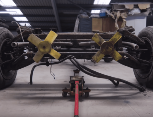 This is the most insane (and entertaining) way to restore a vehicle
